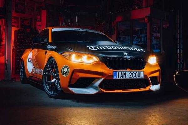 BMW M2 CSL Turbomeister Edition: кастомный проект фаната марки